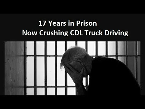 17 Years Incarcerated To Successful CDL Truck Driver | Red Viking Trucker