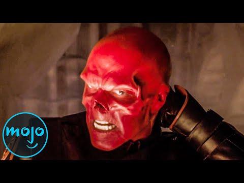 Top 10 Surprising Villain Movie Face Reveals