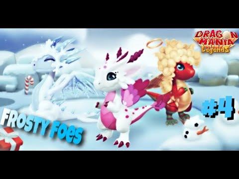 Dragon Mania Legends: Enemigos Helados | Frosty Foes Event #4
