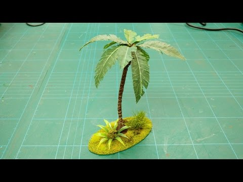 Let's Make - Palm Trees (Battlefield Pacific Series)