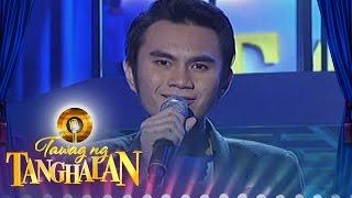 """Metro Manila contender Jose Patrick Manio sings Sugarfree's """"Wag Ka..."""