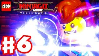 The LEGO Ninjago Movie Videogame - Gameplay Walkthrough Part 6 - The Lost City of Generals!