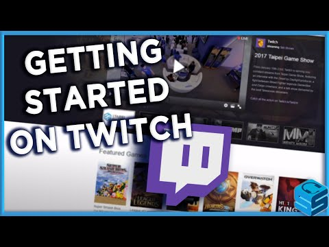 how to make a live stream on twitch tv