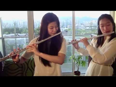 Pachelbel's Canon in G | Flute Duet