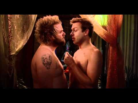 A Good Old Fashioned Orgy  Tyler Labine & Jason Sudeikis Chicken Kiss