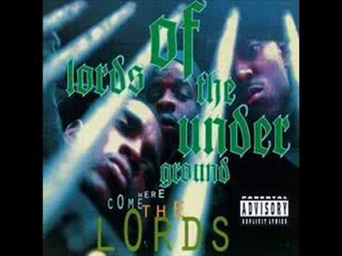 Lords Of The Underground - Flow On