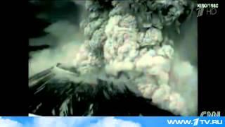 видео Вулкан Тятя – расположение, извержения, фото