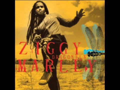 Ziggy Marley- True To Myself (Lyrics Video)