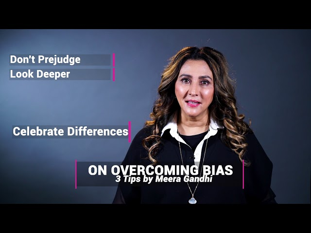 3 Tips on Overcoming Bias