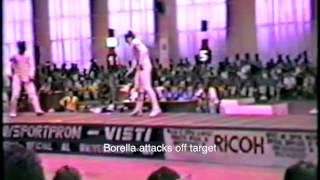 Smirnov vs Borella July 1981