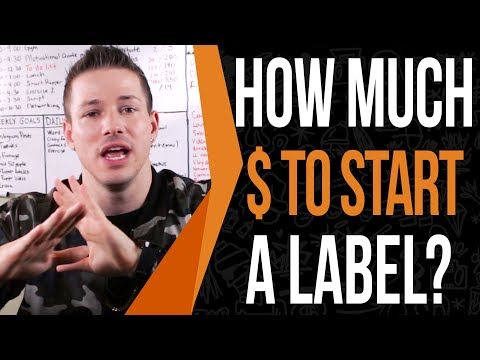 What Do I Need To Start My Own Record Label? It's Easy And Cheap!