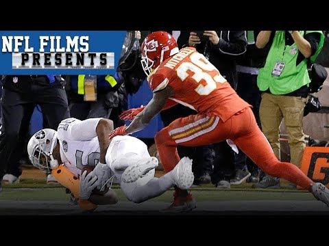 "Chiefs vs. Raiders ""The Thursday Night Thriller"" (Week 7) | NFL Films Presents"
