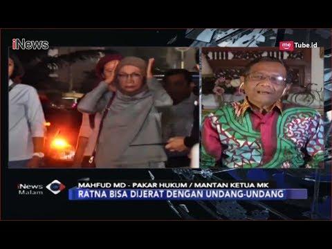Mahfud MD Jelaskan Kesalahan Ratna Sarumpaet dalam Kasus Hoaks Penganiayaan - iNews Malam 05/10