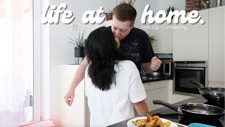 LIFE AT HOME. CLEANING OUR REF + BACK TO COOKING NA AKO | PINAY-GERMAN LIFE IN GERMANY | LIEBE ANN♡