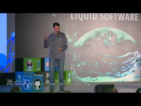 2017 swampUP Keynote | Continuous Updates Require Liquid Software - Fred Simon.