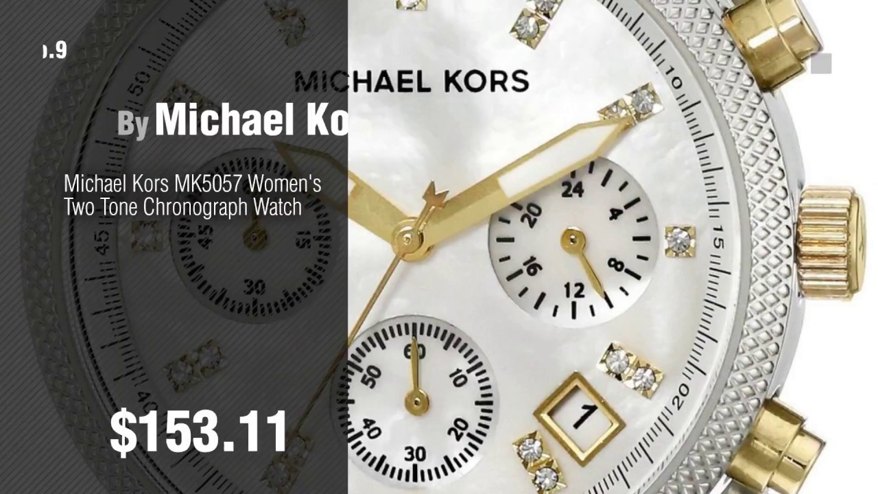b9dcb05e6 Michael Kors Diamond Watch, Best Sellers Collection // Women Fashion ...