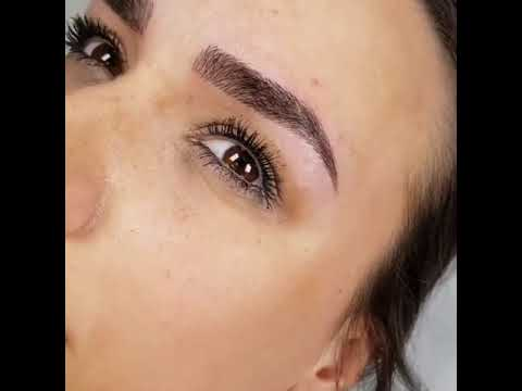 Bold brows - Phibrows Norway - Tatjana Djeric