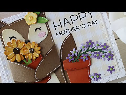 How to make a Mother's Day card