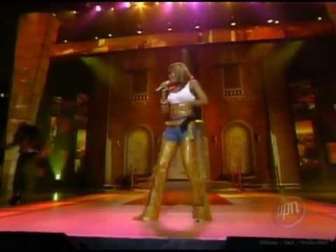 Mary J. Blige feat. Eve - Not Today (Live AtVibe Awards 21 Nov 2003)