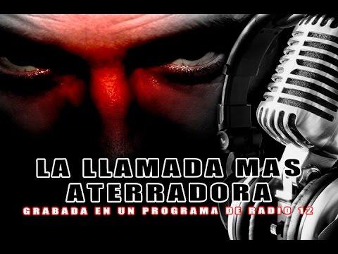 La Llamada Mas Aterradora Recibida en un Programa de Radio #12 I Pasillo Infinito