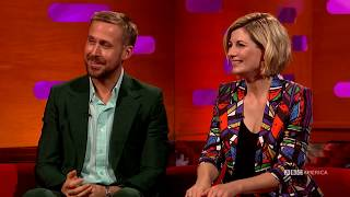 Ryan Gosling, Lady Gaga & Jodie Whittaker play the Theremin | The Graham Norton Show | BBC America