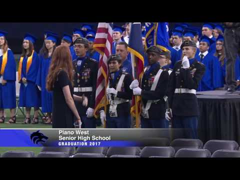 Plano West Graduation Ceremony 2017