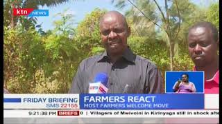 Farmers want more maize purchased with 90kg bag to be bought at Sh2500