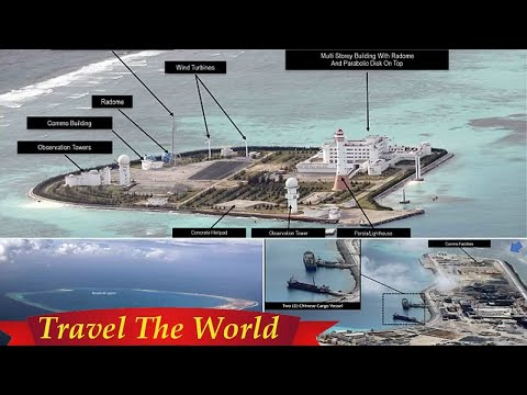 China's militarisation of the South China Sea revealed  - Travel Guide vs Booking