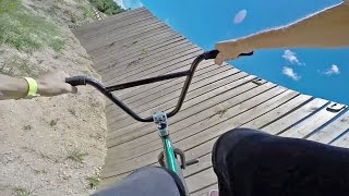 GoPro BMX - Adventures at Santos