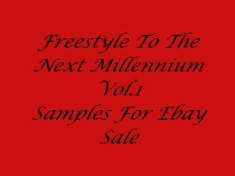 Freestyle To The Next Millennium Vol 1