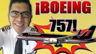 ¡BOEING 757, UN MEDIANO MUY GRANDE!, Especial 75.700 Subs. (#117)