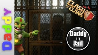 Clash Of Clans | Daddy goes to JAIL - high level clan war raids