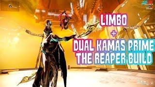 Warframe - Limbo + Dual Kamas Prime The Reaper Build