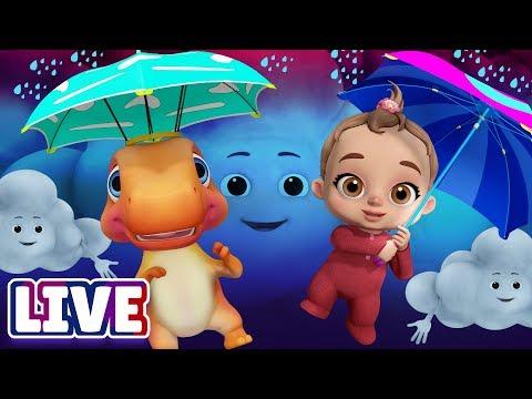 Humpty Dumpty Sat On A Wall plus More Nursery Rhymes & Songs For Babies - Live Stream - วันที่ 05 Dec 2018