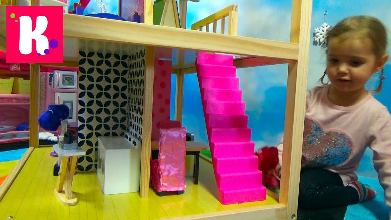 Набор «Home Sweet Home» - дом с предметами и эффектами - YouTube