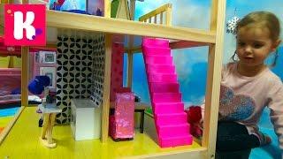 видео игры для девочек строить дома самим