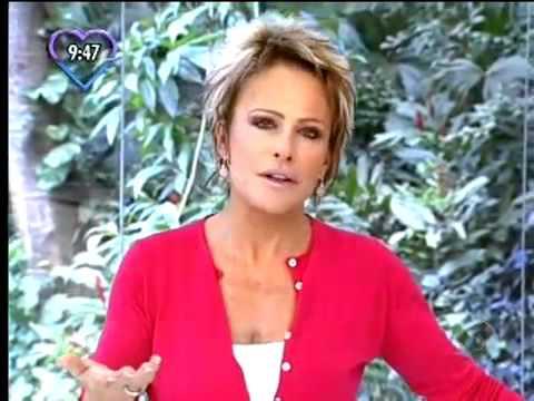 Mensagem O Poder Da Escolha Ana Maria Braga No Mais Você Youtube