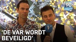 Nijhuis onthult: supporters vinden weg naar Zeist, VAR beveiligd | VERONICA INSIDE