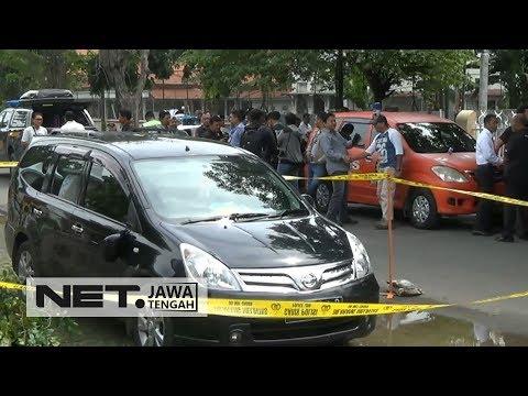 Supir Taksi Online Tidak Hanya di Rampok tapi Juga di Bunuh - NET JATENG