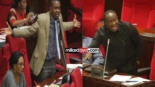 Maneno ya Waziri Mwakyembe kuhusu Mbunge Nassari kuingia bungeni akiwa amelewa