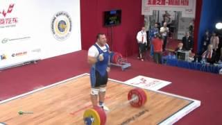 Чемпионат мира по тяжелой атлетике 2013. Мужчины +105 кг