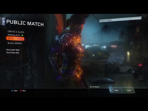 BO3 triple play grind with nappy boy