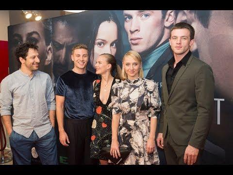 Jugend ohne Gott Filmpremiere I Jannis Niewöhner I Fahri Yardim I Anna Maria Mühe