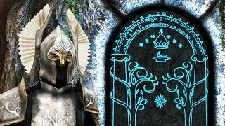 How to turn Skyrim into a Lord of the Rings RPG with Mods