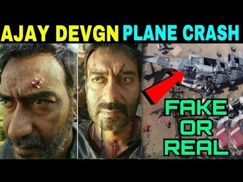 Ajay Devgn's Plane Crash, Ajay Devgn का Mahabaleshwar के पास हुआ Plane Crash, ये है पूरी सच्चाई