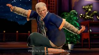 Shenmue III Gameplay Trailer (PS4/PC)