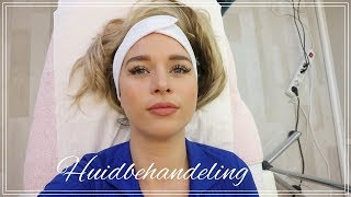 Huidbehandeling - My life as Elize
