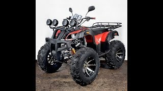 300cc Bull ATV | Quad Bikes | Adventure rides | full review with price, mileage INDIA #99enterprises