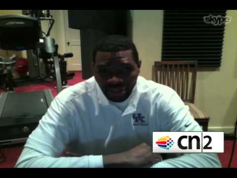 KSTV Talks to Walter McCarty