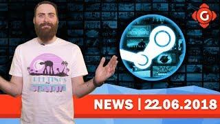 Steam: Endlich wieder Summer Sale! DMC 5: Auf der Gamescom spielbar!   GW-NEWS